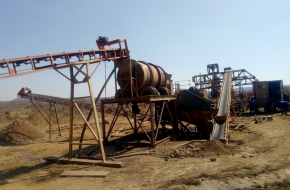 Alluvial Gold Mining