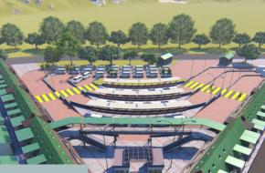 Smart Taxi Rank Design & Construction